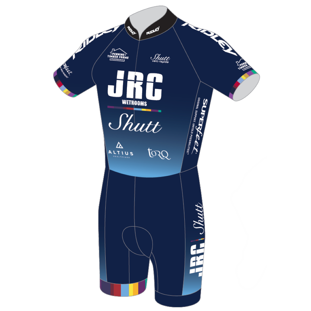JRC Shutt Ridley Speed Suit