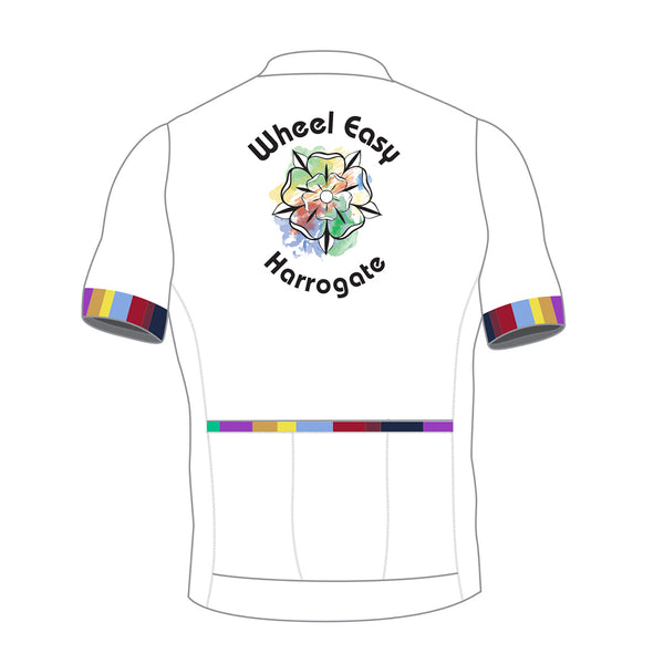Wheel Easy Classic Jersey – Black or White
