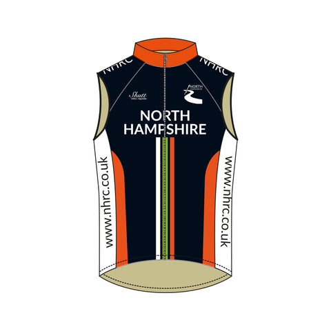 Solid Back Gilet for NHRC