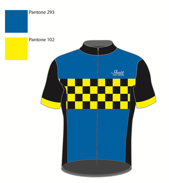 North Cheshire Clarion CC Sportswool Jersey