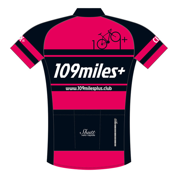 109Miles+ Club Sportline Performance Jersey