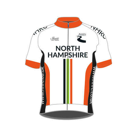 White Proline Jersey for NHRC