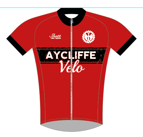 Aycliffe Sportline Short Sleeve Jersey RED