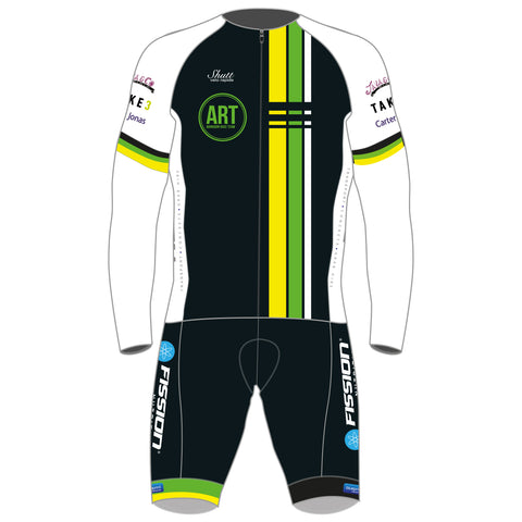 Manchester Wheelers Proline Long Sleeve Skinsuit
