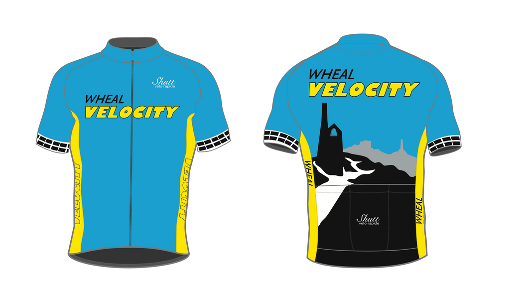 Wheal Velocity Adult Classic Jersey