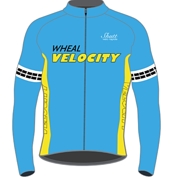Wheal Velocity Long Sleeve Jersey