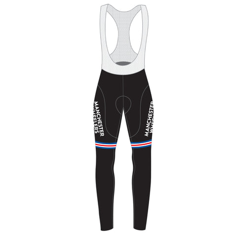 Manchester Wheelers Proline Roubaix Bibtights