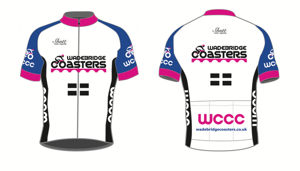 Wadebridge Coasters CC Ladies Short Sleeve  Sport Jersey