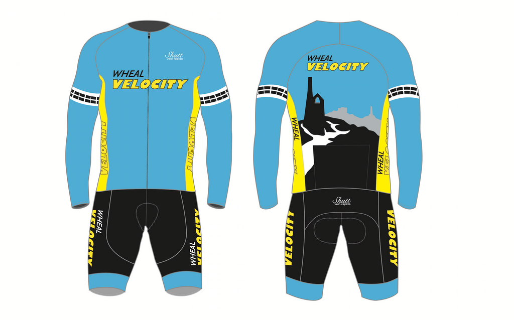 Wheal Velocity Skin Suit