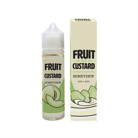 Fruit N Custard – Honeydew 60ml