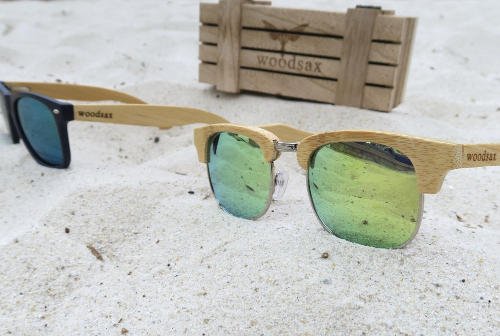 Woodsax®-woodeen sunglasses-home page