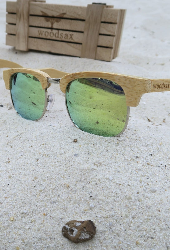 Woodsax®-Wooden sunglasses-home page mobile