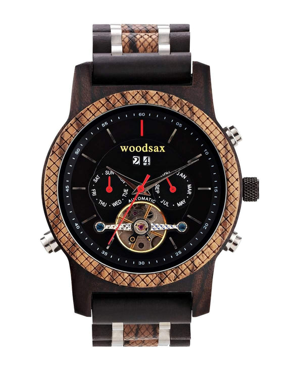 Automatic Mix - mens luxury watches - Woodsax