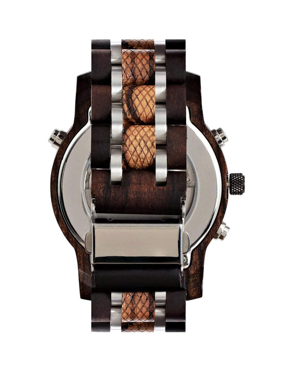 Automatic Mix - automatic watches for men - Woodsax