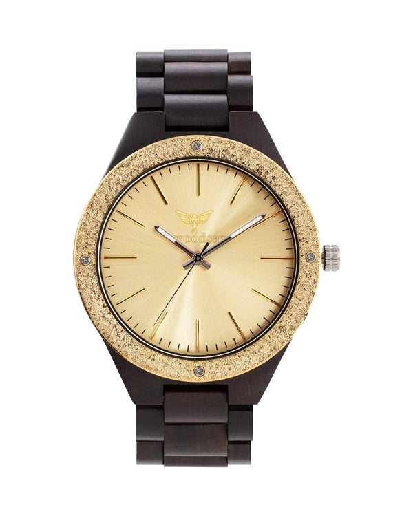 Champaign gold - eco friendly watches