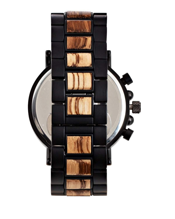 ERKEKOL Saati - watch chronograph - WOODSAX