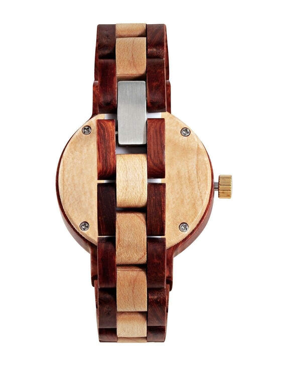 Rose Sandal - woodsax- wooden watch womens