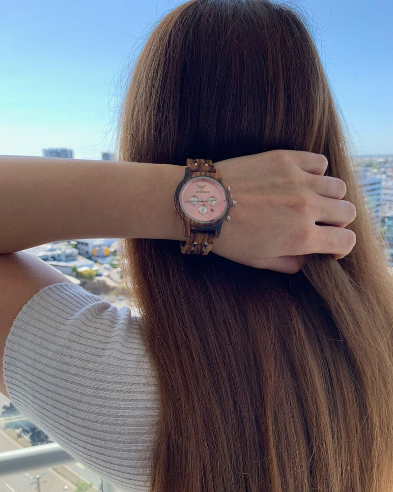 VERSATILE Ladies - wooden watches - WOODSAX