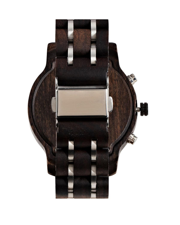 VERSATILE Mens - mens engraved wooden watches