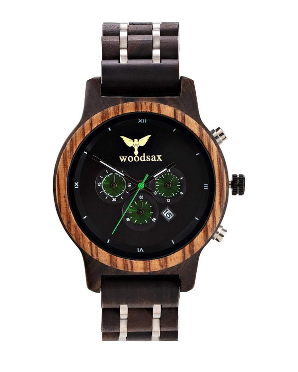 VERSATILE Mens - unique wooden watches