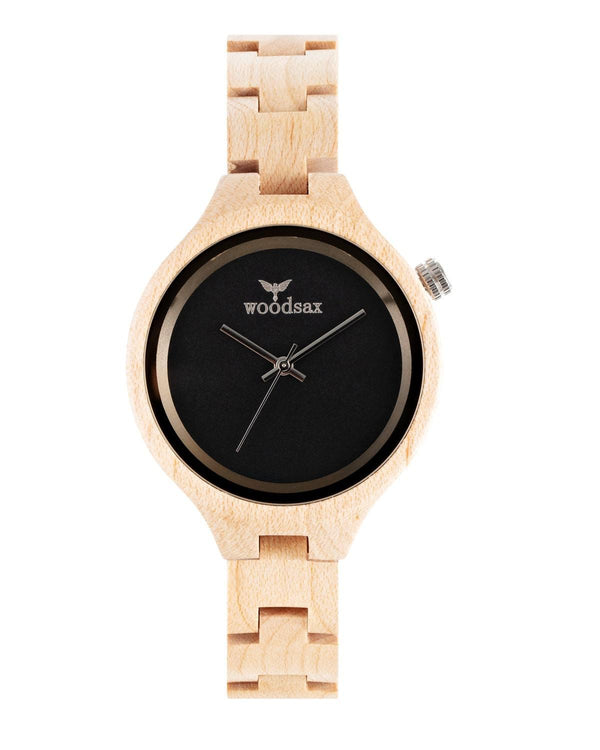 ELEGANCE Nature - womens wooden watches