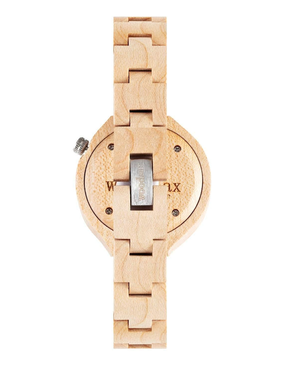 ELEGANCE Nature - wooden watch womens