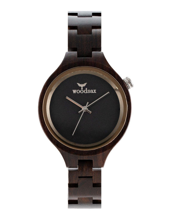 ELEGANCE Suva - womens wooden watches