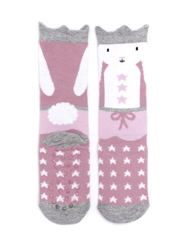 Winter Bunny Sock
