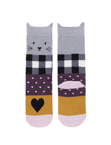 Gingham Sea Spray Pals: Gingham Kitty