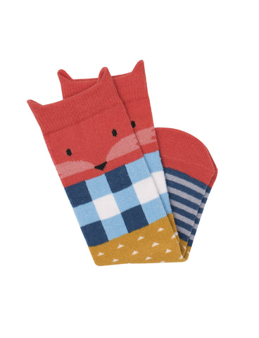 Gingham Sea Spray Pals: Sassy Fox