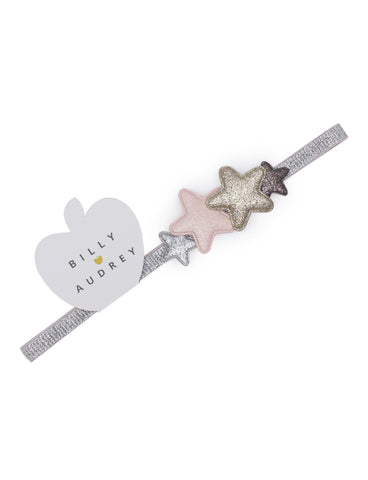 Ballet Twinkle Star Stretch Headband