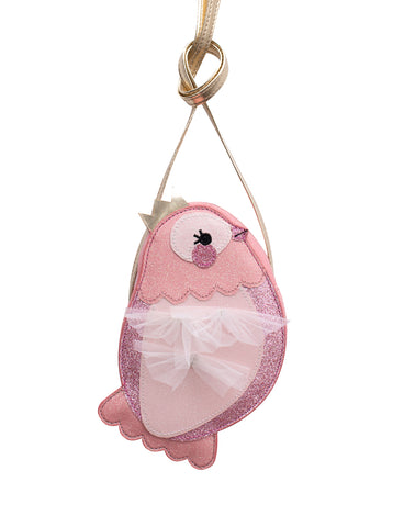 Bird Princess Shoulder Bag