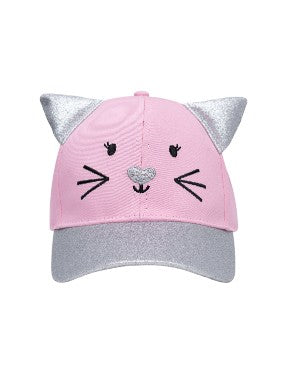 Sparkle Cat Cap