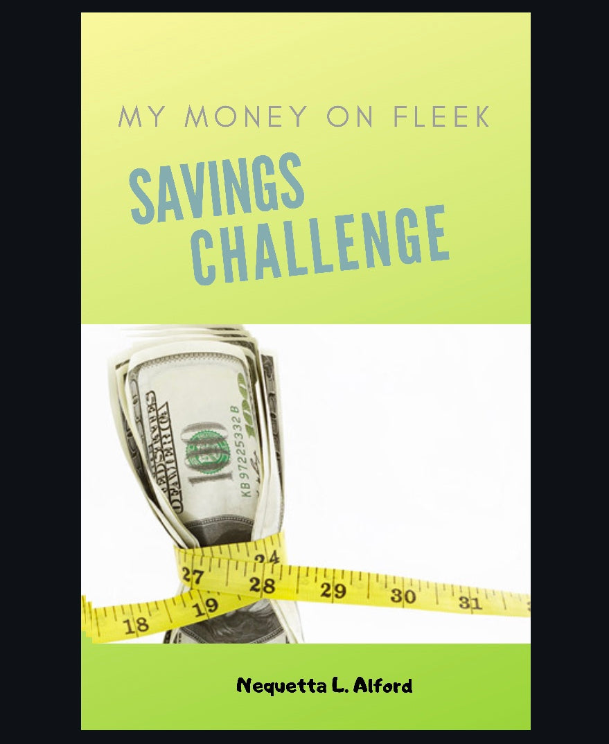 My Money On Fleek Savings Challenge