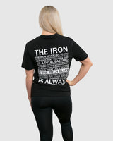 The Iron Women's T-Shirt