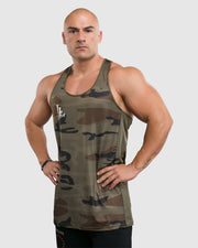 mesh gym stringer camo