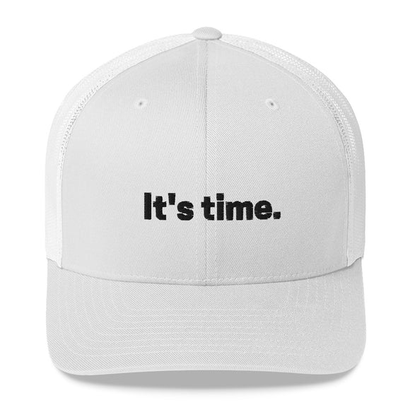 It's Time - Hat