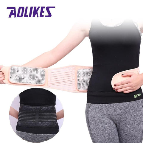 Magnetic Self heating Back Support Belt- ULTRABEAST FITNESS