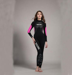 Open image in slideshow, 3mm Neoprene jumpsuit Wetsuit For Diving, Swimming, Surfing ,and more- ULTRABEAST FITNESS