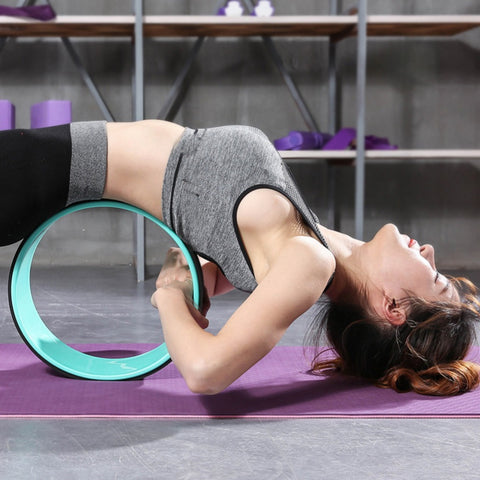 Image of Proffesional Yoga wheel