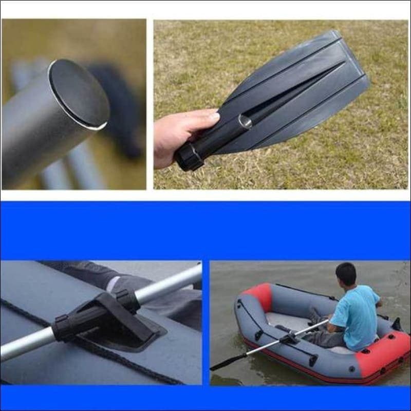 126cm Aluminum Alloy Detachable Float Afloat Oars- ULTRABEAST FITNESS