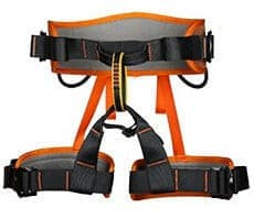 Rock Climbing Outdoor Expanded Training Half Body Harness