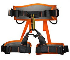 Open image in slideshow, Rock Climbing Outdoor Expanded Training Half Body Harness
