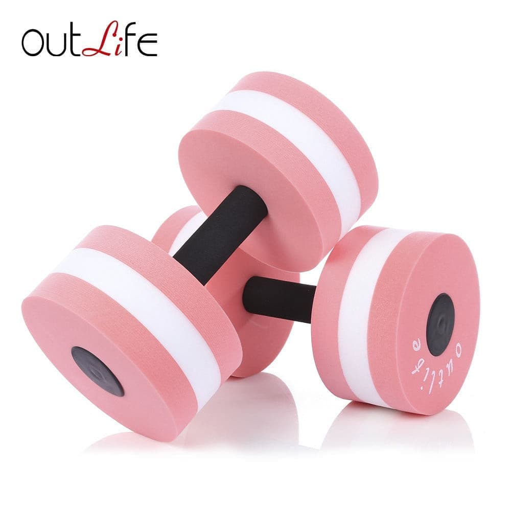 2pcs Fitness Pool Exercise EVA Aquatics Dumbbell- ULTRABEAST FITNESS