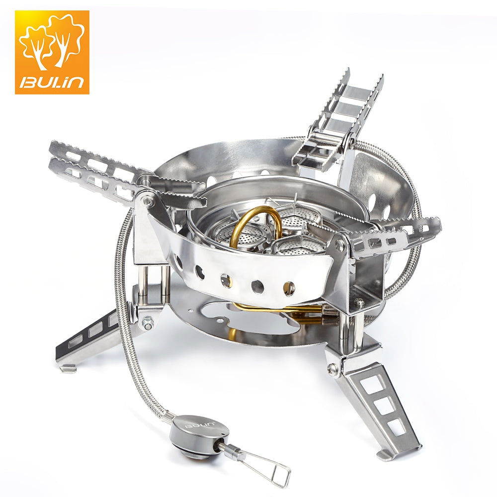 Portable Gas Stove for Outdoor Cooking