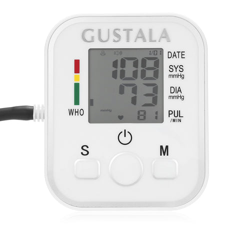 Electronic Arm Blood Pressure Pulse Monitor with Voice Function- ULTRABEAST FITNESS