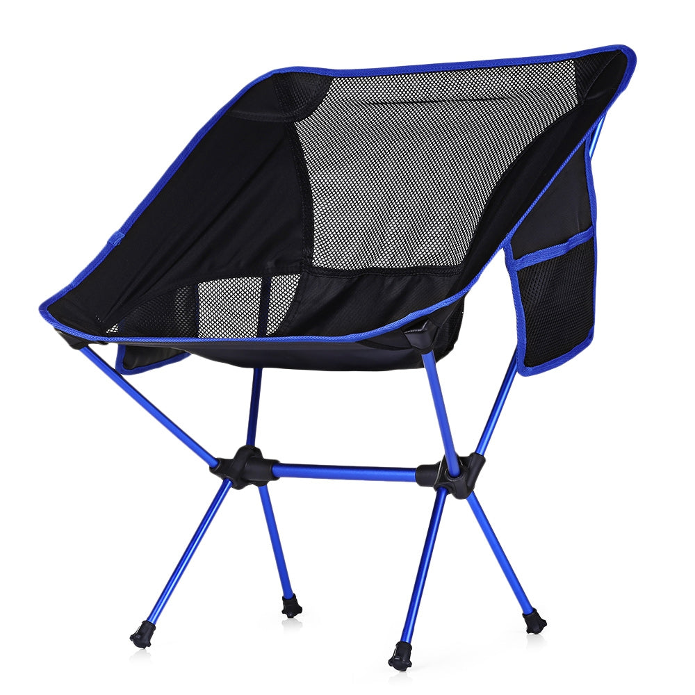 Portable Ultralight Heavy Duty Folding Chair for Outdoor Activities
