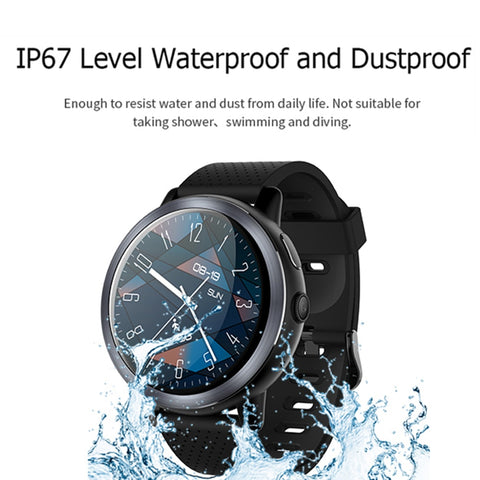 Image of 4G capable SmartWatch- ULTRABEAST FITNESS