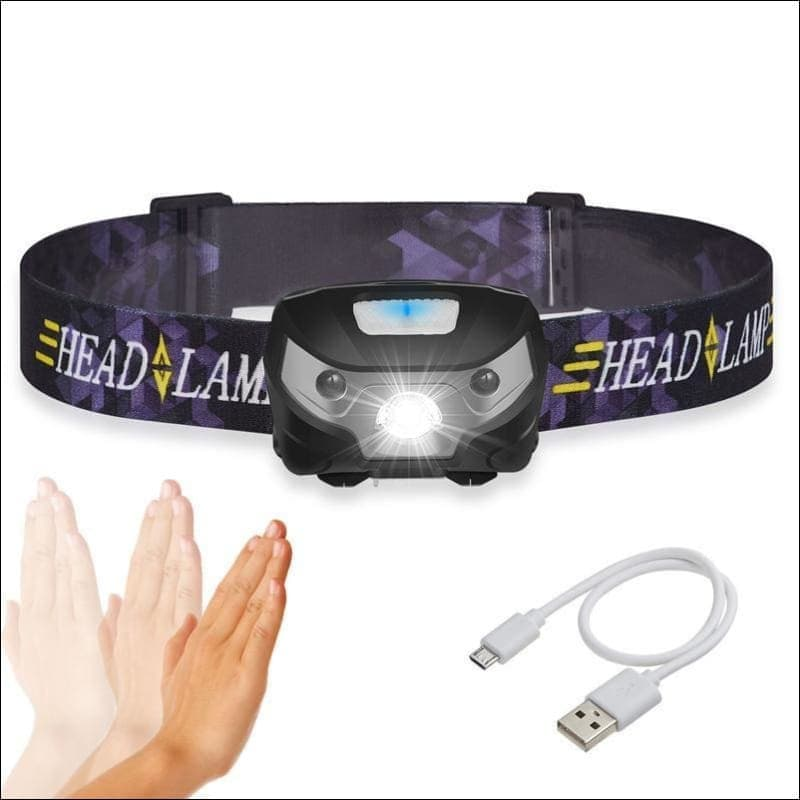 3000LM Mini Rechargeable LED HeadLamp- ULTRABEAST FITNESS