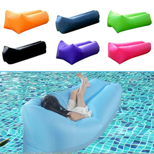 Inflatable Folding Sofa for Outdoor Camping and Travel- ULTRABEAST FITNESS